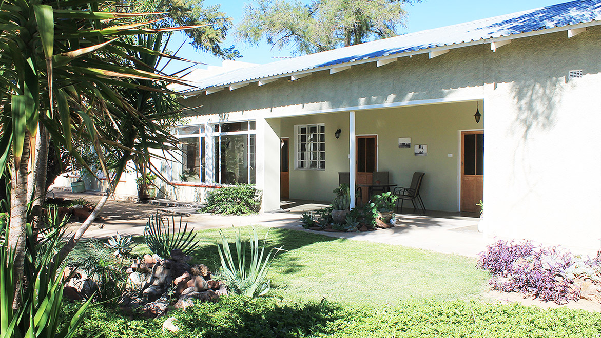 Okazeni Accommodation